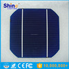 High efficiency 4.7w solar cells 156x156 monocrystalline cells with low price