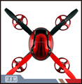 red drone 392 rc radio toy mini quadcopter red spider