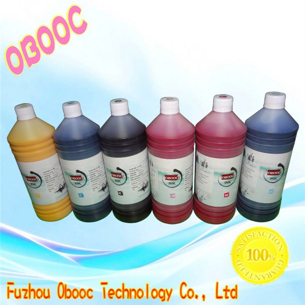 Fuzhou Inkjet Printer Ink Manufacturer Moorim Pigment Ink