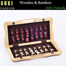 Wooden Material Standard Tournament Club Chess