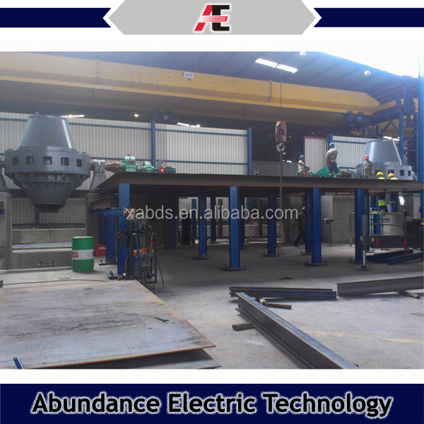 Low price Metallurgy equipment converter convert pig iron to steel