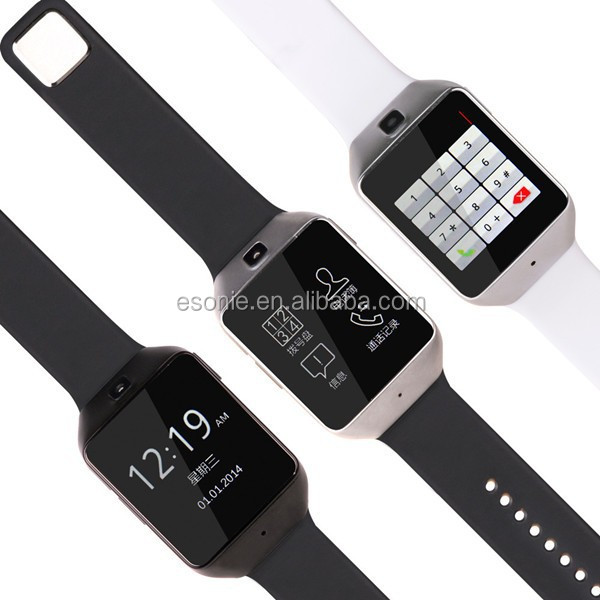 2015 Bluetooth Smart Watch For iPhone/android Phones