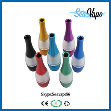 2014 Newest Colorful Bowling Atomizer tumbler tank clearomizer no wick e-cigarette