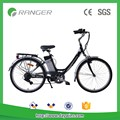 cheap electric city bicycle with CE