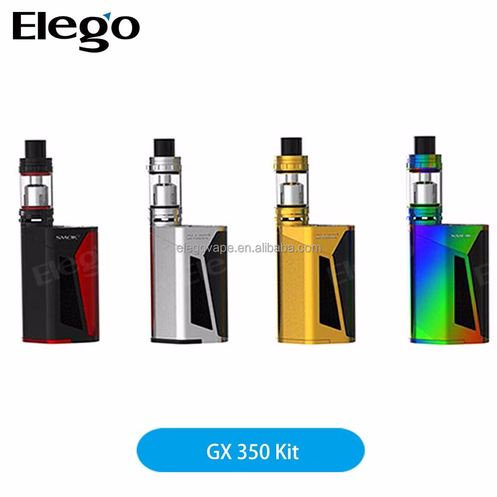 2017 New Launched Smok GX 350 KIT Box Mod ecig GX350 wholesale from Elego