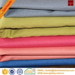 good sweat absorption washable quick dry fabric for summer shirt