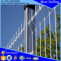 Cheap Metal Eco 2x2 Galvanized Welded Wire Mesh For Fence Panel