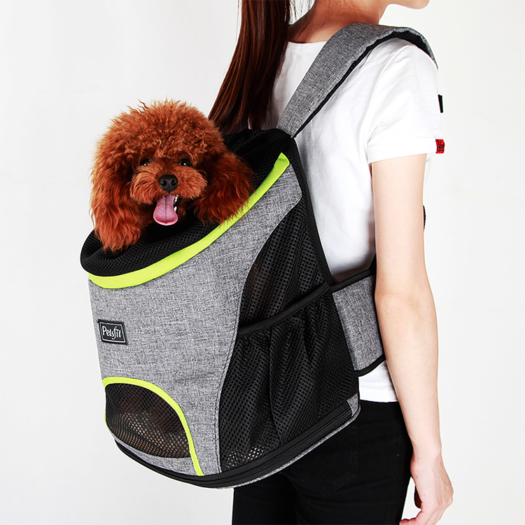 Pet backpack carrier pet bags dog satchel backpack carrier for small dog