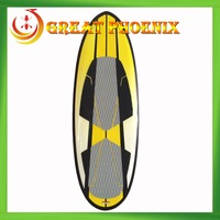 High quality carbon fiber epoxy surfboard