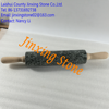 New Marble Dough Rolling Pin w/ Wood Handle