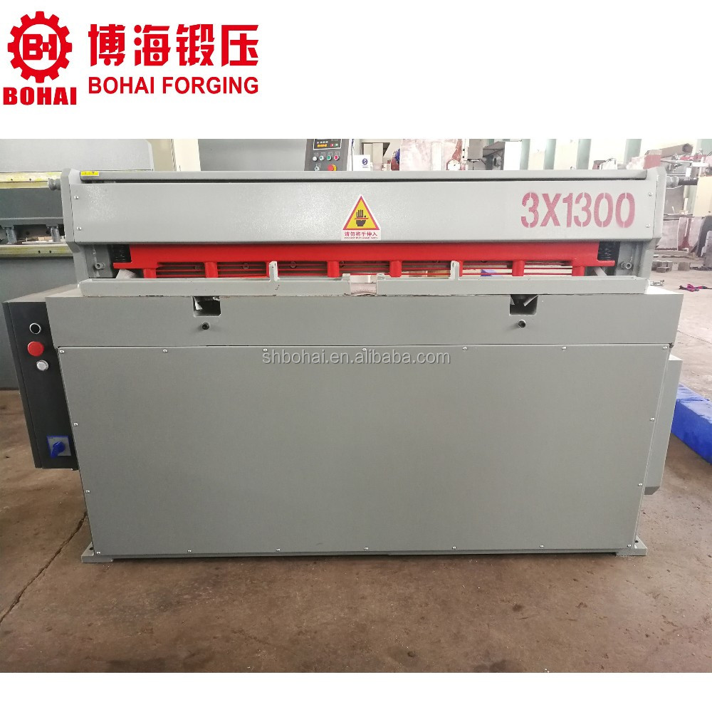 Brand BHMT <strong>Q11</strong> Series large capacity mechanical sheet metal shearing machinery with CE certificate