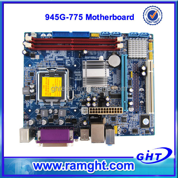 1066 800 533MHZ FSB ddr2 second hand motherboards