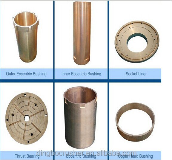 cone crusher Socket liner