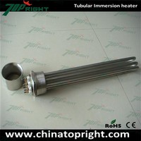 Incoloy 800 Electrical Tubular Heater and heating element