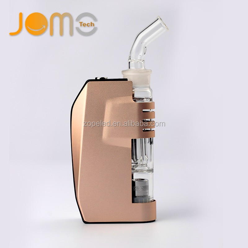 Vaporizer wax Jomotech newest glass clearomizer wax ceramic vaporizer filtration vaporizer glass vaporizer
