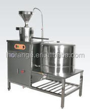 high quality factory offering industrial soy milk/ tofu machine for sale(skype:sales07-orange)