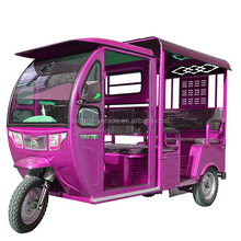 4 seats 3 wheels home use small electric Sightseeing car