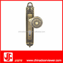 aluminum oil rubbed bronze door handles