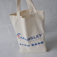 plain cotton tote bag for promotion(COT474)