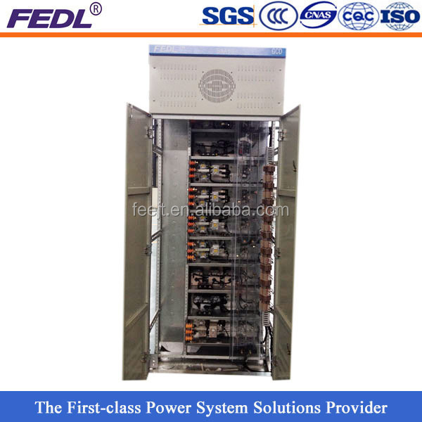 GCS1 power distribution switch electrical cubicle