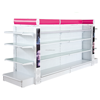 RH-HSXH01 High Quality 1000*500*1500mm shelf Metallic Supermarket Cosmetic Shelf