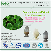 Madecassoside centella asiatica plant extract