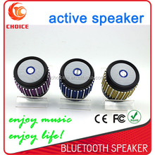 Promotional wireless outdoor music car speaker for public address with FM and MP3