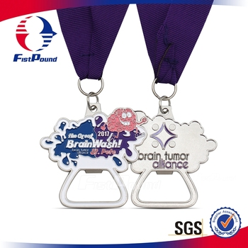 Multifunctional Custom Logo Zinc Alloy Medal