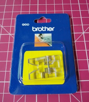 brother domestic sewing machine presser foot Round Bead Foot XC1966-002