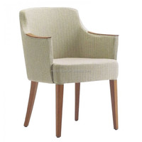 fire resistance fabric chair for UK star hotel XY2670