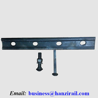 Best Supplier of 22kg Rail Fish Plate/Mining Rail Joint Bar/Joint Plates