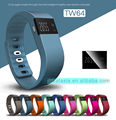 New Hot tw64 Smart sport bracelet tw64 Wristband Fitness Tracker Bluetooth 4.0 Smart Watch for Iphone android