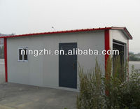 Economical Prefabricated house under 50 square meter