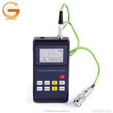 New Product Leeb 220/221/222 Coating Thickness Gauge for Coat and Painting, Digital Portable Coat and Paint Test Instrument
