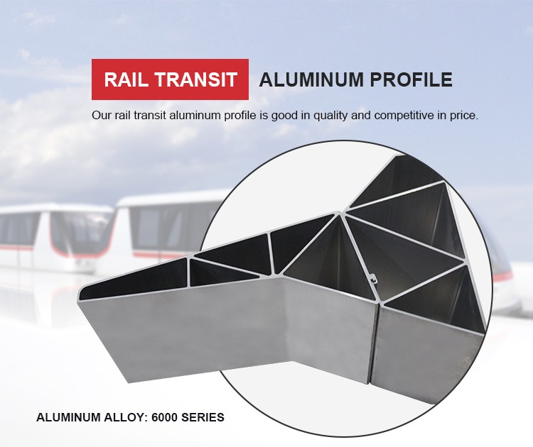 Transport Aluminum Profile