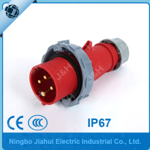 Jiahui good quality waterproof plug ip67 16a 4p industrial plug european IEC/CEE outdoor electric plug&socket