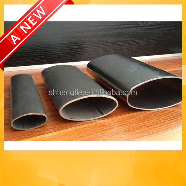 online shopping <strong>stainless</strong> steel oval pipe for building material decoration