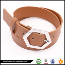 Fashion Accessories Two colors formal ladies pu belt