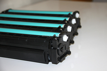 Original quality color for HP CF400A toner cartridge