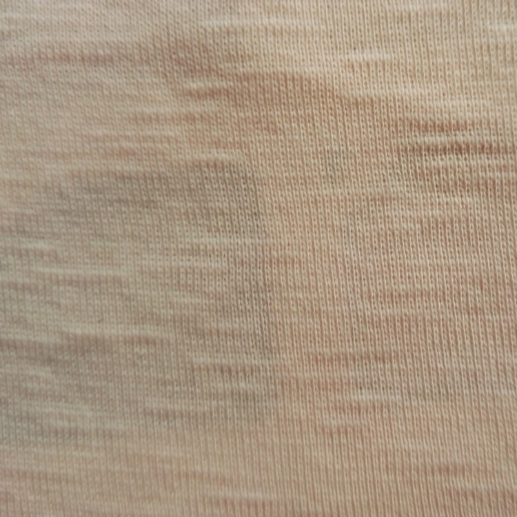 2017 hot new products 100% cotton bamboo jersey fabric etched gross fabric
