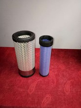 Donaldson P822768 P822769 air filter with high efficiency for DOOSAN Excavator