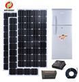 Factory price DC12V 275L Solar refrigerator solar fridge solar freezer ice maker for Africa,middle east,South America