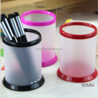 Children cheap pen holder for advertisement and promotion gifts