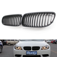 Auto Front Grille fit for BMWS E90 09-11 Gloss Black ABS