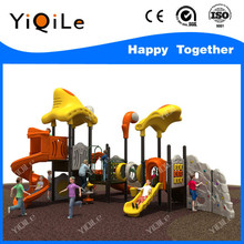 Comprehensive and comfortable outdoor playground equipment for children