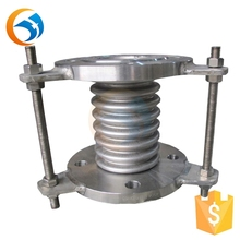 High grade pipeline metal bellows expansion joint axial corrugated compensator