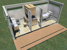 modular container clinic