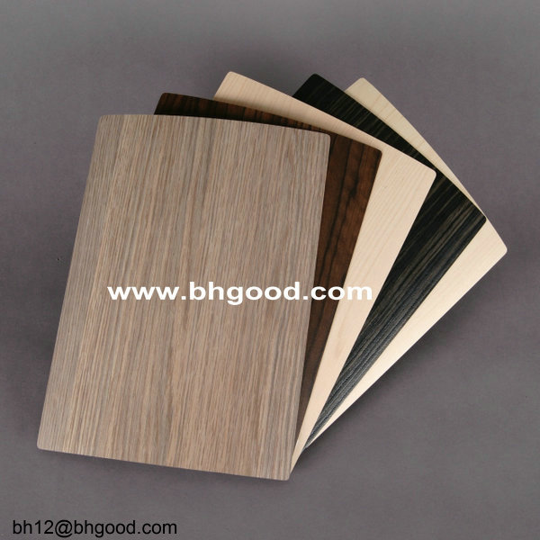 0.5mm - 1mm HPL compact laminate formica decorative wood veneer