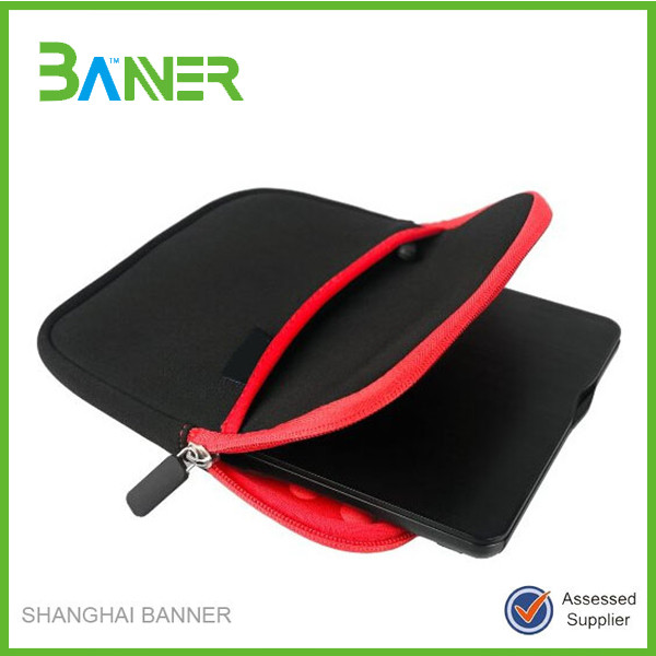 Promotional made customized printing Neoprene Tablet Cover Cases