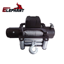 fast speed powerful 4x4 electric winch